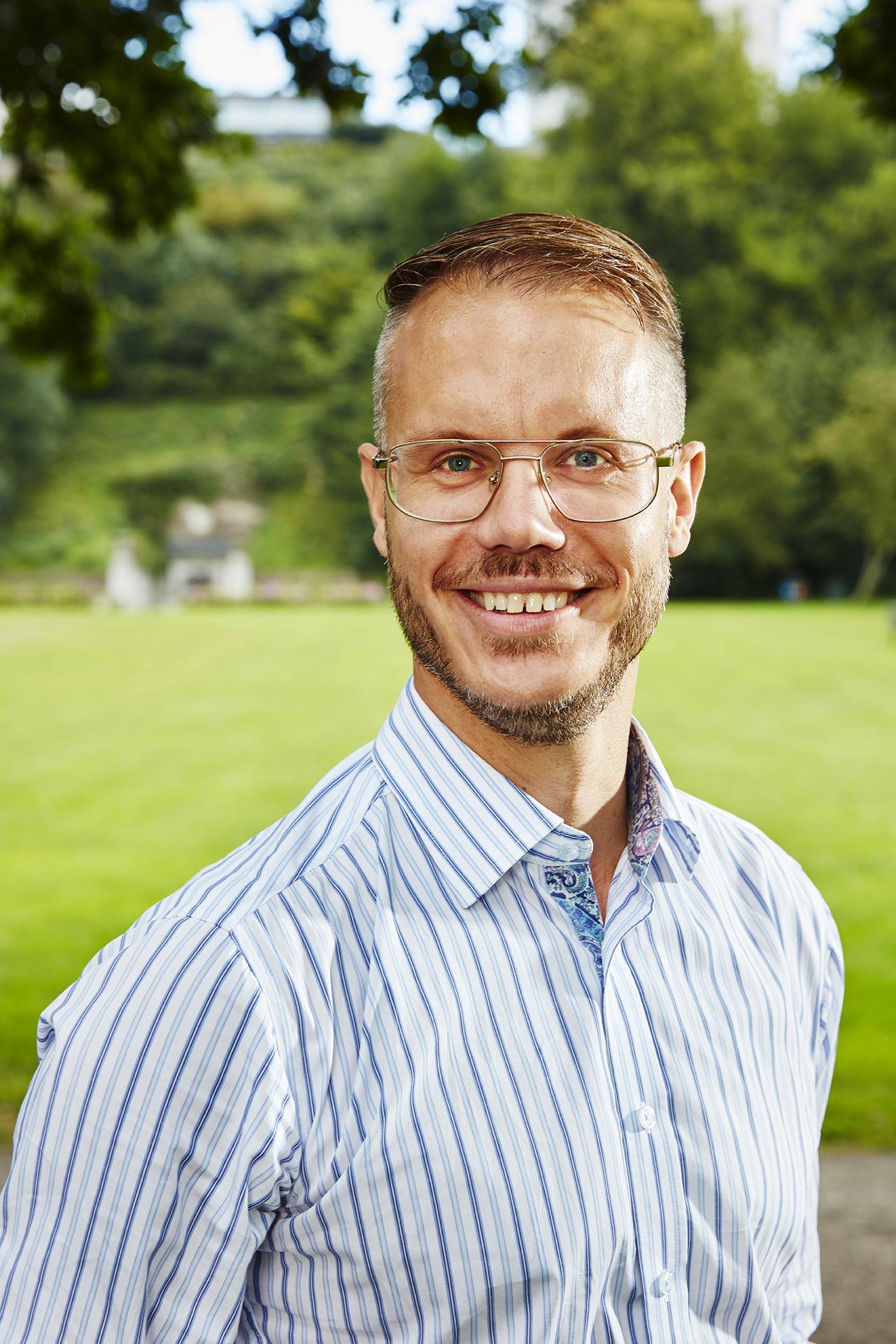 Daniel Lindström - Ekonomichef