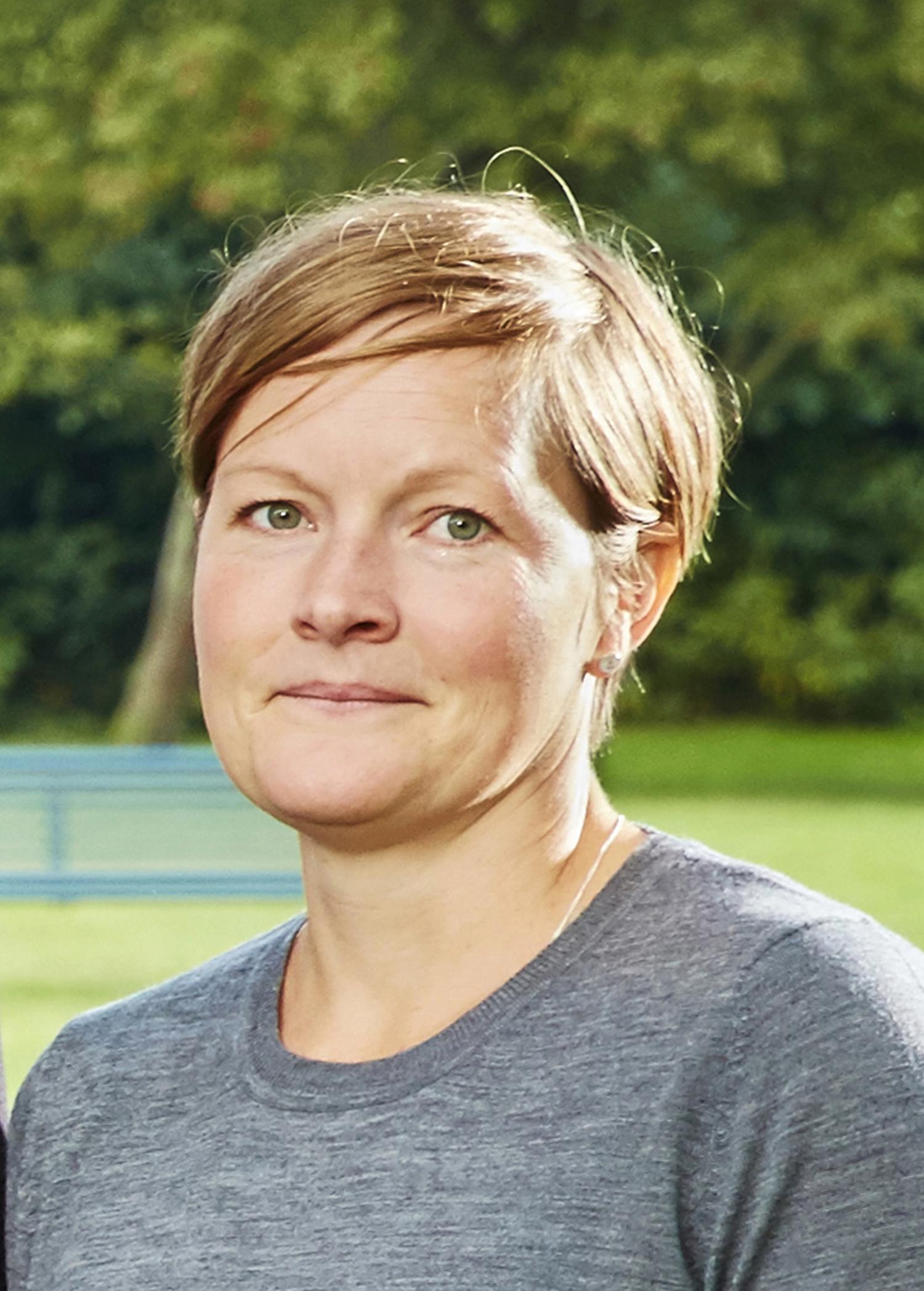 Linda Hasselgren - Hr-chef