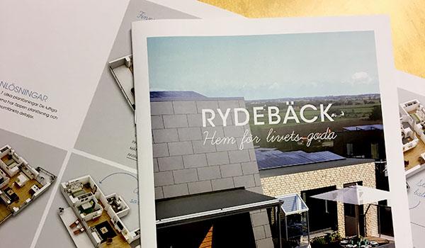 Rydeb ck under 2016 2017 bygger vi hyresr tter i rydeb ck for Hem satteldorf prospekt